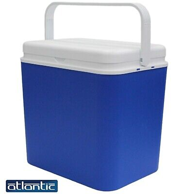 £24.99 • Buy 30L Cooler Box Hot/Cold Insulated Freezer Cool 9 Hours Picnic Camping Portable