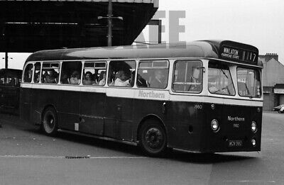 £4.99 • Buy 35mm Negative Northern AEC Reliance 1980 MCN980 At Newcastle C1974