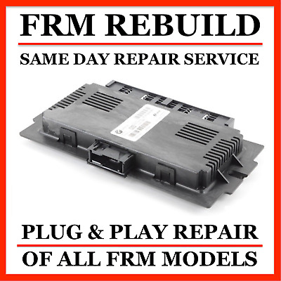 $ CDN99.07 • Buy FRM FRM2 FRM3 FRM3R Footwell Light Module Repair For BMW & Mini Cooper Vehicles