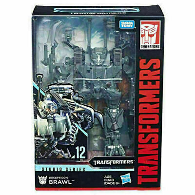 £28 • Buy Transformers Studio Series Voyager SS12 Brawl Action Figure 18CM Toy