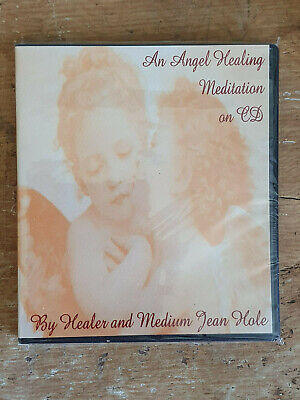 £10 • Buy  Angel Healing Meditation CD By Jean Hole, Produced By Robbie Wright P&P Incl