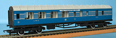 £18.99 • Buy Hornby R423 LMS Brake 3rd Coach 'Coronation Scot' Nº: 5792, Boxed, Exc Cond.