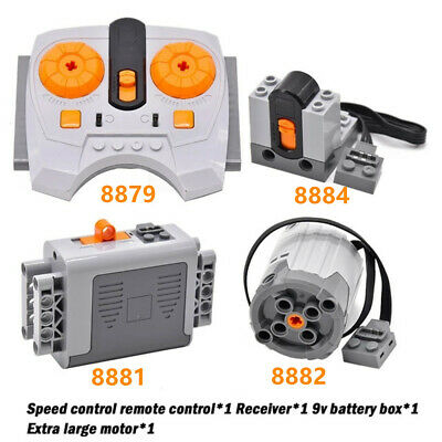 £20.75 • Buy For LEGO Technic Power Functions XL Motor +Battery Box+Remote Control +Receiver