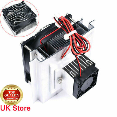 £16.29 • Buy Thermoelectric Peltier Refrigeration Cooling System Kit Cooler 60W 12V5A NEW