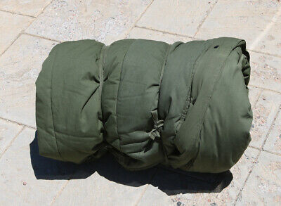 $124.99 • Buy US Army Intermediate Cold Weather Military Sleeping Bag Mummy Style