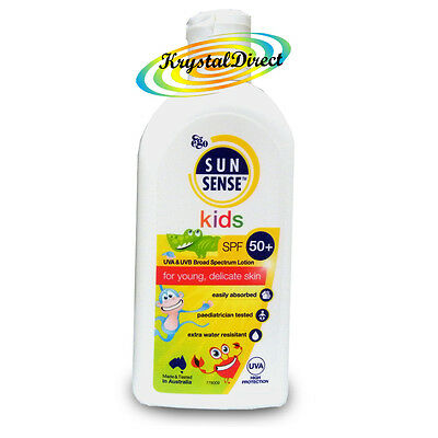 £7.19 • Buy Sunsense Kids Sun Protection Lotion SPF50+ 125ml With Vitamin B - Expired