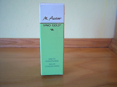 $26.95 • Buy M. Asam Vino Gold Night Concentrate 1.01 Fl. Oz Free Shipping