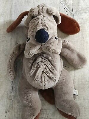£17.99 • Buy  Vintage Wrinkles Hound Dog Puppet Life Like By Animal Playthings 1986 Rare Vgc