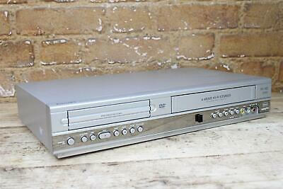 £51.09 • Buy PHILIPS DVP3100V Dual Deck Combo DVD Player VCR VHS VCR 450006