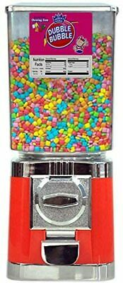 £52.49 • Buy NEW Red Retro Commercial Grade Candy / Sweet Vending Machine 20p Coin Operated