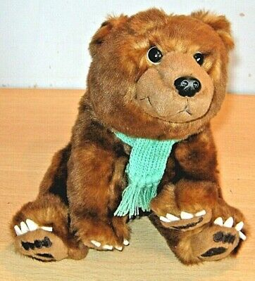 £10 • Buy Aurora 'WE'RE GOING ON A BEAR HUNT' Soft Toy VGC