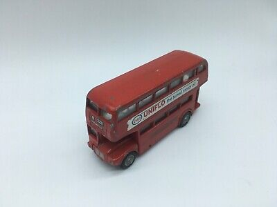 $ CDN13.99 • Buy Budgie Toy A.E.C. Routemaster 64 Seater Vintage Double Decker Bus Toy