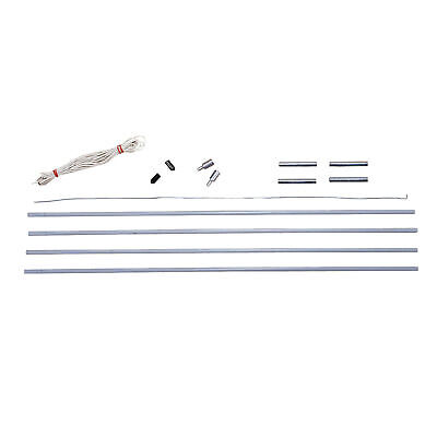 $13.99 • Buy Stansport 749 Fiberglass Pole Replacement Kit Backpack Tents 7 Mm New