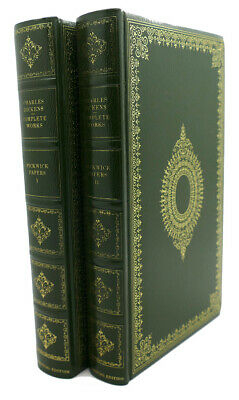 £53.84 • Buy Charles Dickens PICKWICK PAPERS  Centennial Edition 1st Printing