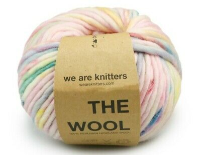 £20 • Buy New We Are Knitters Limited Edition Yarnicorn Pink Marble Wool 200g 4 Available