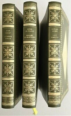 £11 • Buy Heron Books - Women Who Made History 3 Volumes (Lovers) Faux Leather HB