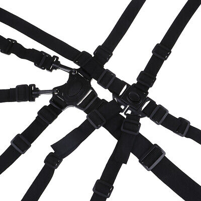 £3.79 • Buy Universal Baby 5 Point Harness Safe Belt Seat Belts For Stroller High Chair~ZT