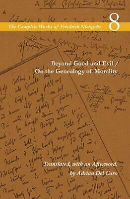 £15.64 • Buy Beyond Good And Evil / On The Genealogy Of Morality By Friedrich Nietzsche, K...