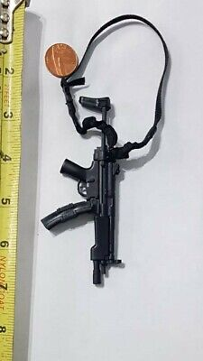 £12.50 • Buy 1/6 Scale Mp5 With Markings And Sling For DAMTOYS DID Hot Toys