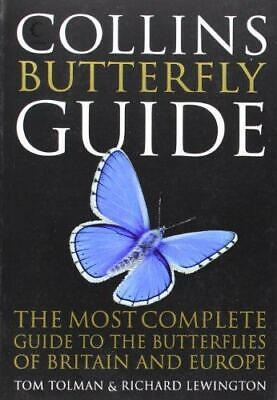 £15.48 • Buy Collins Butterfly Guide: The Most Complete Guide To The Butterflies Of Britain A