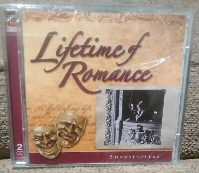 £37.99 • Buy Various - Lifetime Of Romance: Showstoppers (Time Life 2 CD Set, 2007) *New
