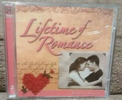 £39.99 • Buy Various - Lifetime Of Romance: Happy Heart (Time Life 2 CD Set, 2007) *New
