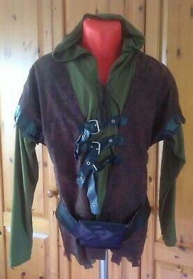 £19.95 • Buy Men's Robin Hood Fancy Dress Costume With Accessories California Costumes Med.