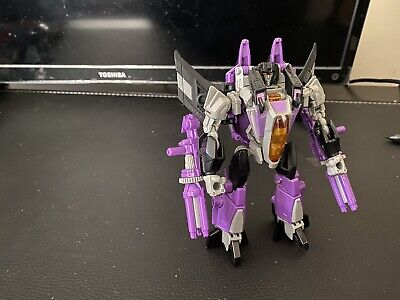 £14.41 • Buy Transformers Thrilling 30's Generations Skywarp USED