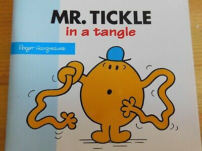 £2.49 • Buy Mr Tickle In A Tangle By Roger Hargreaves, Paperback, 2014