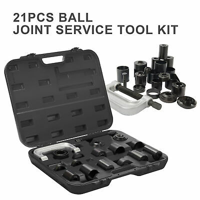 AU98.99 • Buy 21PCS Master Ball Joint Press Upper Lower Removal Tool Automotive Mechanic Tool