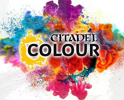 £2.20 • Buy CITADEL VARIOUS LAYER PAINTS (A To M)