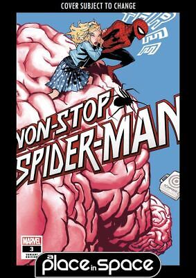 £10 • Buy Non-stop Spider-man #3b (1:25) Bachalo Variant (wk22)