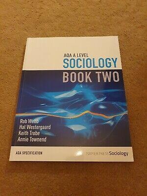 £15 • Buy AQA A Level Sociology Book Two