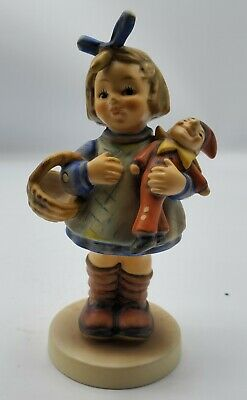 """$149.99 • Buy Vintage M.I.Hummel Figurine """"What Now?"""" #422 TMK6 5.75"""" Special Edition #7 1981"""