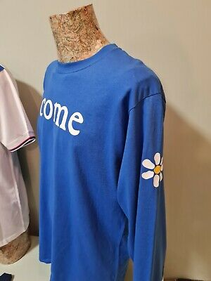 £14.99 • Buy James Come Home Long Sleeve T Shirt Tim Booth The Band 1990 Style Tee Retro 90s