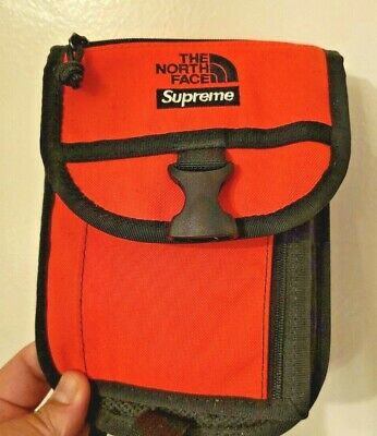 $ CDN85.26 • Buy Supreme The North Face Box Logo Utility Pouch Shoulder Bag Red Used