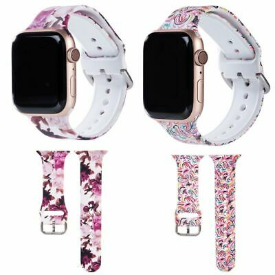 $ CDN6.98 • Buy For Apple Watch IWatch Series 1-5 Replacement Strap Band 38-44 Women Sport Strap
