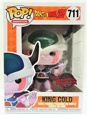 £15.99 • Buy Funko Pop! Animation Dragon Ball Z King Cold (Special Edition) #711 Brand New