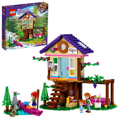 £26.99 • Buy Lego 41679 Friends Forest House Building Set With 2 Figures 6+ Years 326 Pcs