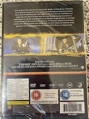 £3 • Buy Mad Max 2 - The Road Warrior (DVD, 1999)