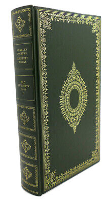 £58.39 • Buy Charles Dickens OLD CURIOSITY SHOP , PART II Centennial Edition 1st Printing