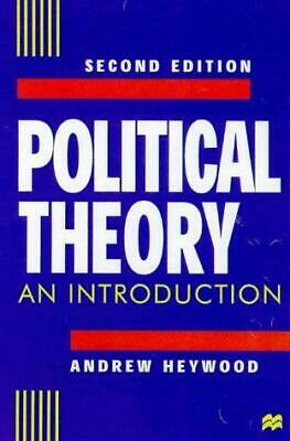 £3.52 • Buy Political Theory: An Introduction, Heywood, Andrew, Good Condition Book, ISBN 03