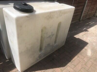 £75 • Buy 400 Baffled Litre Water Tank. Pure Water. Pole System