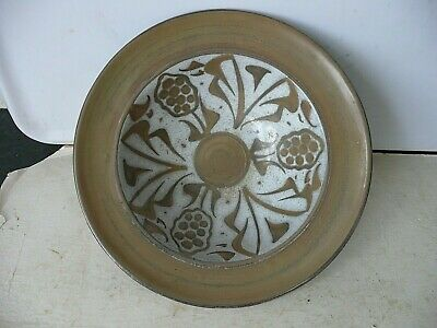 £35 • Buy Unusual Fine High Fired,studio Pottery Bowl Raku ? Lots Marks To Base, See Now..