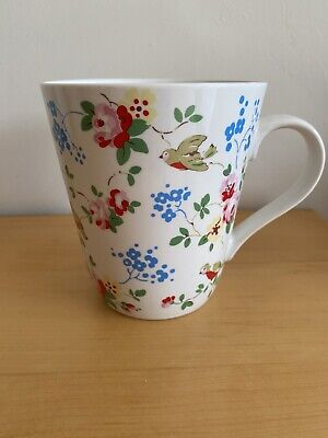 £3 • Buy Excellent Cath Kidston By Churchill Mug Fine China Birds Floral