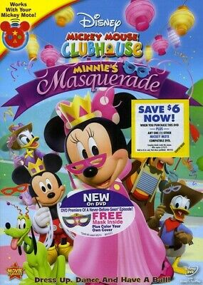 $4.69 • Buy Mickey Mouse Clubhouse: Minnie's Masquerade