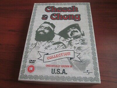 £24.99 • Buy Cheech And Chong 5 Movie Collection [DVD BOX SET] NEW AND SEALED UK REGION 2