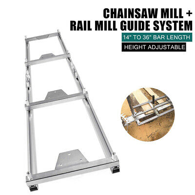 £89.04 • Buy Milling Rail Fastening Rail Mill Guide System Reinforcement Work Saw Fixing Tool