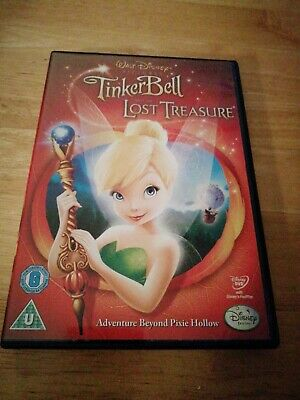 £0.15 • Buy Dvd - Tinker Bell And The Lost Treasure