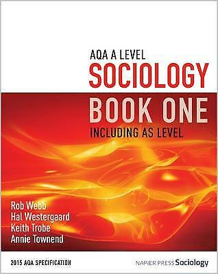 £2.50 • Buy AQA A Level Sociology Book One Including AS Level